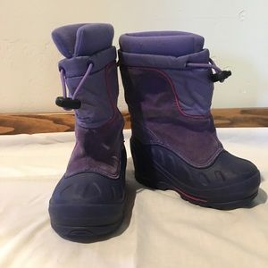 Size 9 Columbia Winter Boots